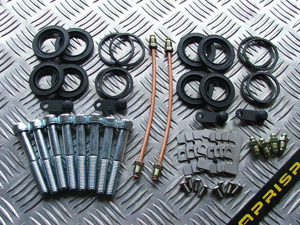 Ford Focus RS Brembo Caliper rebuild kit complete with seal kit - 2 calipers