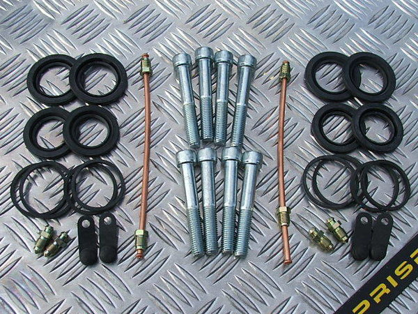 BMW E38 7 Series Brembo Caliper rebuild kit complete with seal kit - 2 calipers